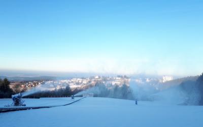 Skiwelt öffnet wieder