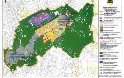 Förderung der städtebaulichen Erneuerung in Schöneck
