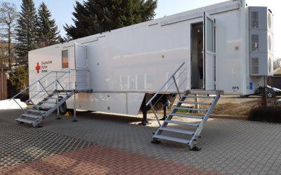 Modellprojekt Impf-Truck im Oberen Vogtland geht in die zweite Runde