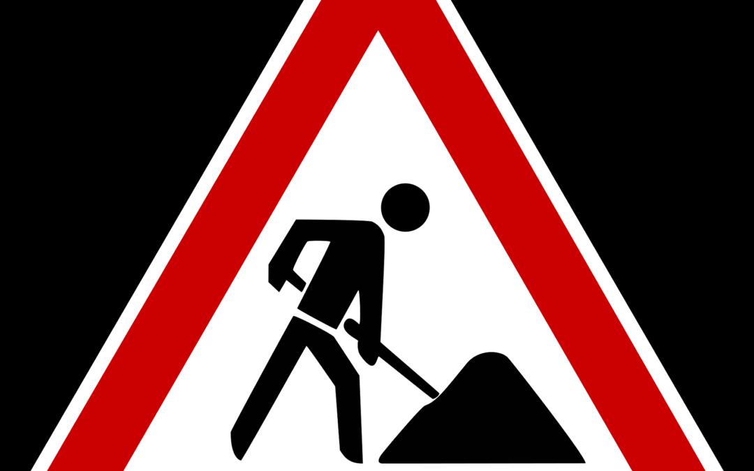 Straßensperrungen in Schöneck und Eschenbach